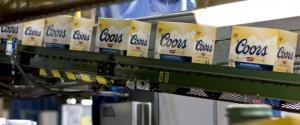 Molson Coors Brewery In Colorado