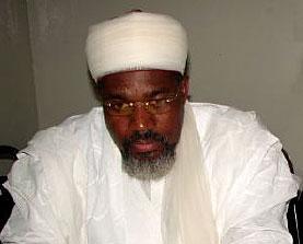 Chief Imam of Lagos state, Dr. Abdurrahman Ahmad