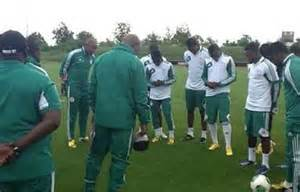Super Eagles Will Play Morocco in the Quarter-Final of CHAN.
