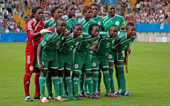 Falconets Qualify for 2014 Fifa Under-20 Women's World Cup.