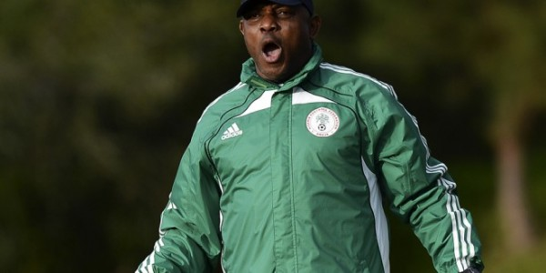 Stephen Keshi- Proud of Resilient CHAN Eagles.