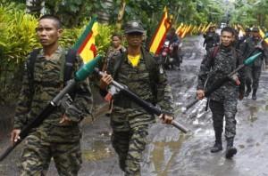 Moro rebels
