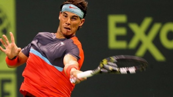 The Win in Doha on Saturday Was Nadal's First Victory in a Season Opener.