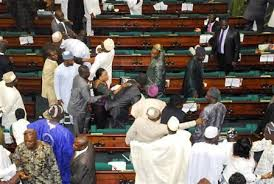 Rowdy House of Reps