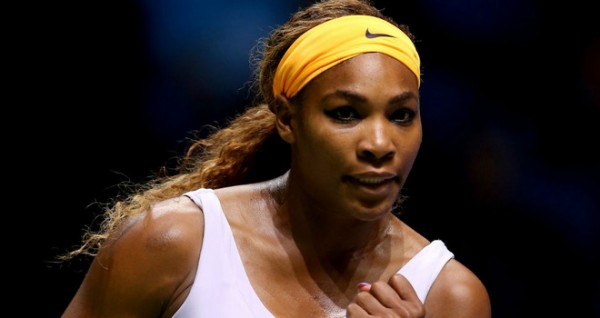 Serena Williams Beats Teenager Alshleigh Barty in Australian Open First Round.