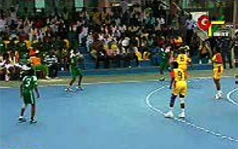Nigeria's Handball Team Perform Woefully at the 2014 Afcon.