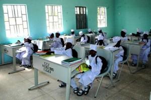 ALMAJIRI, CHILDREN IN SCHOOL