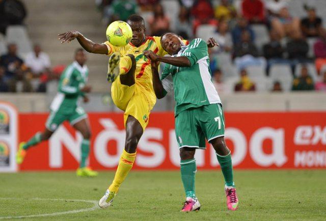 Ejike Uzoenyi Scored Three Goals in Six Matches at the 2014 CHAN Tournament.