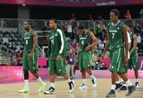 Nigeria- Not Among the 24 Teams for the 2014 FIBA Basketball World Cup.