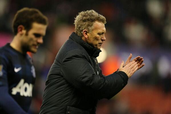 We'll Give Our Best to Finish Among Top Four- Moyes ...