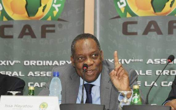 Caf President Issa Hayatou Wants to Continue as Caf President.
