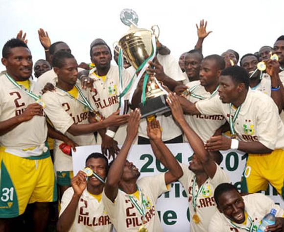 Kano Pillars Claimed a Third Successive Glo Premier League Title This Season.