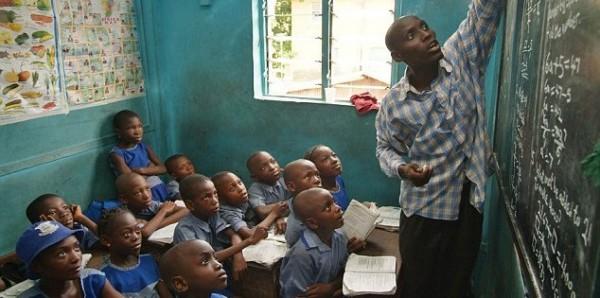 Teacher-teaching
