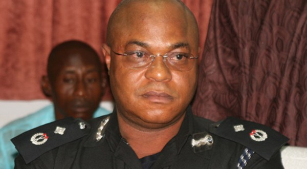 RIVERS STATE POLICE COMMISSIONER: TUNDE OGUNSAKIN