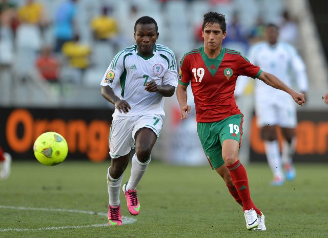Chrisantus Ejike Featured in All Six Matches for the Super Eagles at the CHAN Tournament.