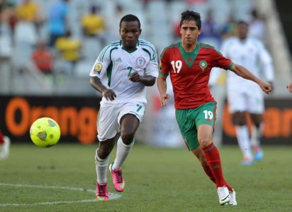 Ejike Uzoenyi, One of the Four Nigerians Named in the Team of the 2014 CHAN Tournament.
