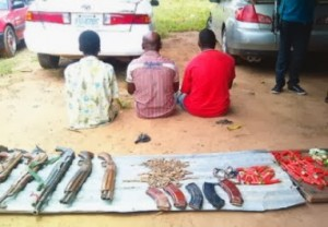 father sons armed robbery delta state