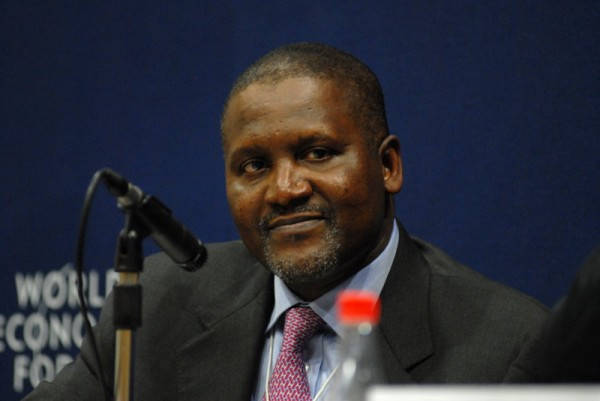 Aliko Dangote, Africa's Foremost Business Magnate Ready to Fulfill His Promise to the African Champions.