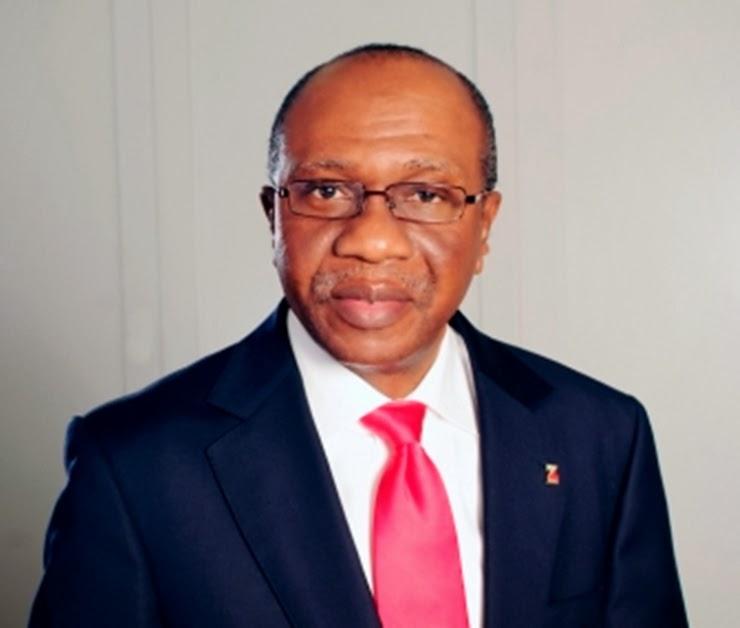 Godwin Emefiele, Governor, CBN