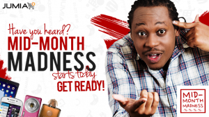 Jumia mid month-madness