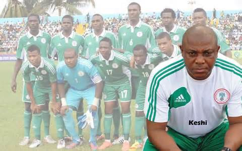 Stephen Keshi Will Name World Cup Squad Before May 13.