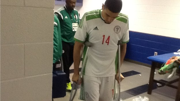 Leon Balogun Could Be Fit for World Cup.