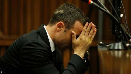 Oscar Pistorius Vomitted During Post-Mortem Evidence.