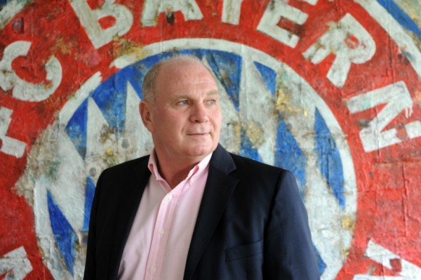 Hoeness Will Not Appeal his Three Years Six Month Jail Term for Tax Evasion.