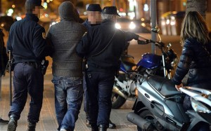 arrested oyibo