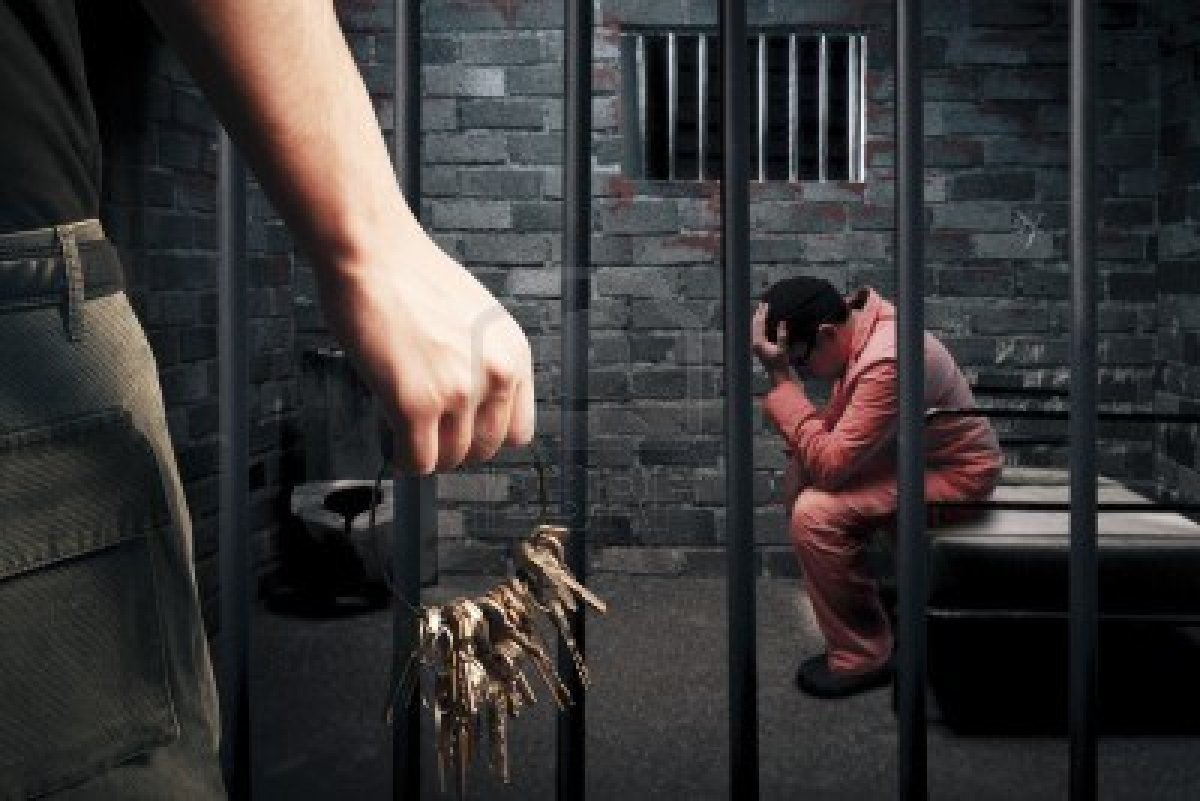 Man Homesick For Prison Has Wish Granted After Robbery