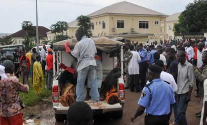 Abuja-Killings