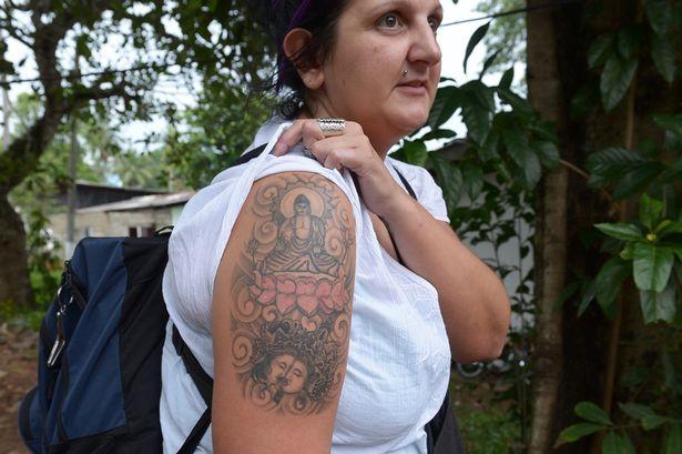 0ad7b82f2 Nurse Arrested in Sri Lanka For Having a Tattoo of Buddha on Her Arm
