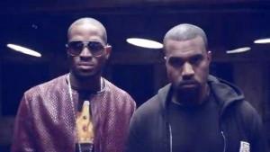 Dbanj-and-Kanye-West-