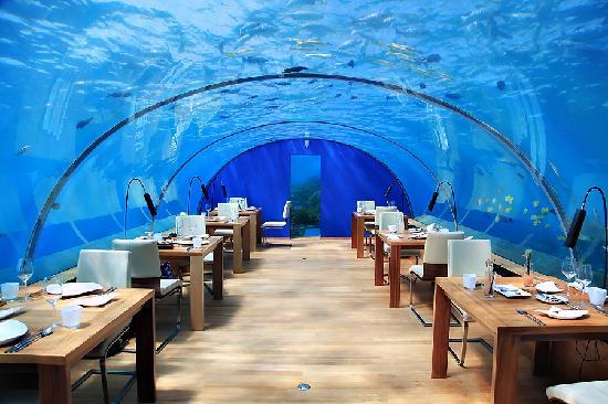Restaurant Atoll Paris