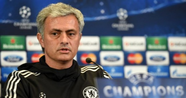 Jose Mourinho Refused to Speak on Roberto Di Matteo But Concentrated on Qualification at His Pre-game Press Briefing for Schalke.