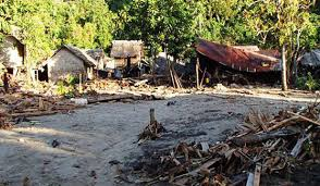 Solomon Island quake