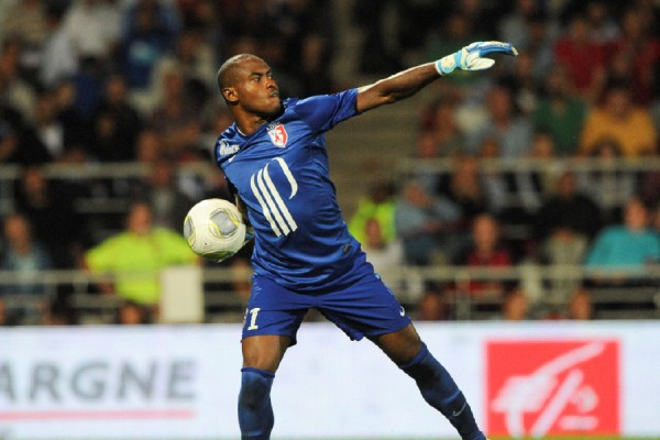 Vincent Enyeama in Contention for the 2014 Marc-Vivien Foe Award.