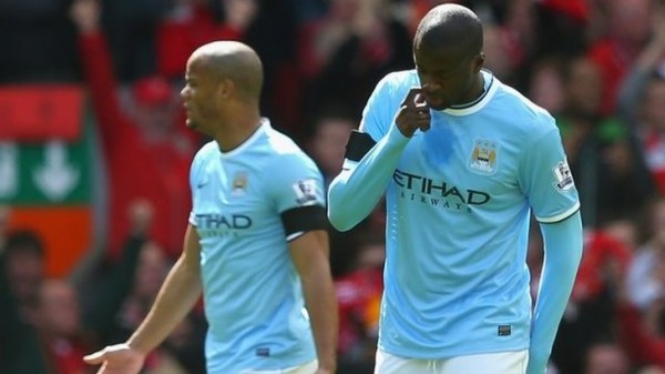 Yaya Toure Ruled Out for Two Weeks, Kompany Fit to Face Sunderland.