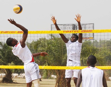 6-Man NVBF Under-19 Contingent Leaves for Niger for FIVB World Championship Qualifier.