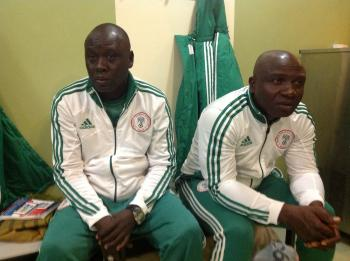 Coach Manu Garba-Led Flying Eagles Suffer First Loss In Benin.