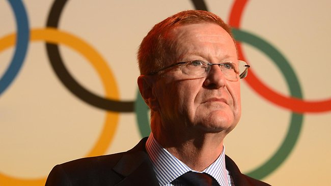 An IOC Vice-President John Coates Backtracks on His Statement On Rio 2016.