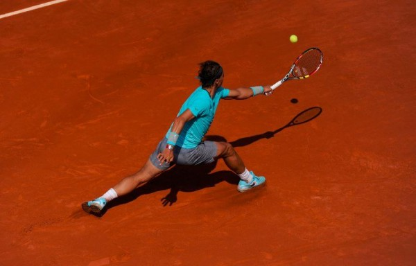 Rafael Nadal Beat Leonardo Mayer to Seal His 31st Straight Set Roland Garros Wins on Saturday.