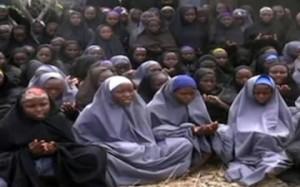 Abducted-Chibok-school-grils
