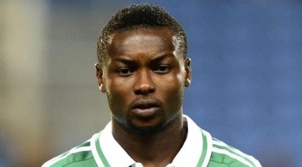 Godfrey Oboabona Back In Super Eagles Training.