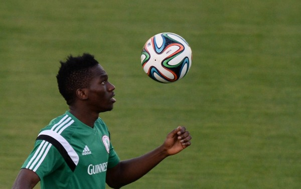 Keneth Omeruo Should Be Available Against South Africa in Uyo.
