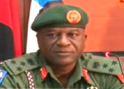 EX-DIRECTOR OF ARMY PUBLIC RELATIONS, BRIGADIER-GENERAL OLAJIDE LALEYE