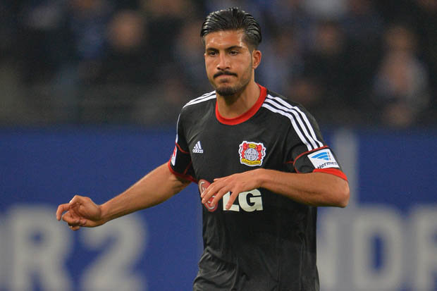 Liverpool Completes Emre Can Signing
