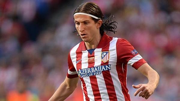 Filipe Luis Set to Have Chelsea Medical.