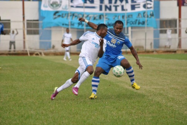 Enyimba's Run of Successive Fed Cup Final Appearances at the Teslim Balogun Stadium Snapped By Remo Stars.