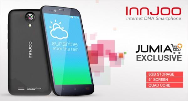 Jumia and Innjoo exclusive partnership